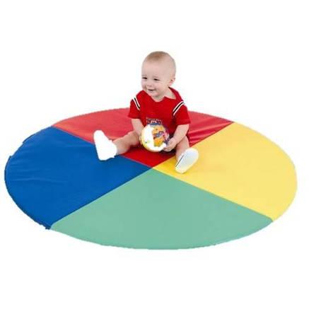Детский мат-коврик для развития Солнышко Тia-sport, фото 2