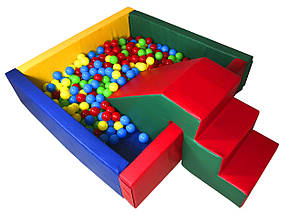 Сухий басейн з матом 150х40 см Тіа-sport, фото 2