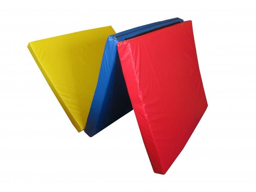 Мат складаний 300-100-10 см з 3-х частин Тіа-sport