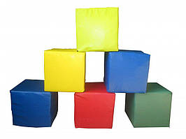 Модульный набор Кубики TIA-SPORT