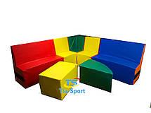 Детский мягкий модульный уголок Тia-sport, фото 3