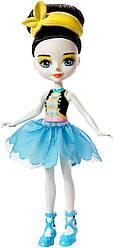 Enchantimals лялька енчантімалс Прина Балерина (Кукла Энчантималс Прина Пингвин Балерина Preena Penguin  FVJ7)