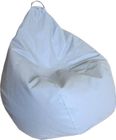 Кресло груша Практик Серый, фото 2