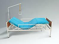 Медицинская функциональная четырехсекционная кровать для лежачих больных