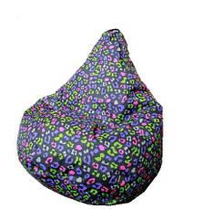 Кресло груша Принт Лео, фото 3