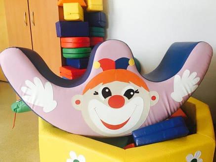 Модуль качалка Цирк, фото 2