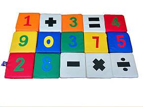 Набор матов Юный математик TIA-SPORT, фото 2