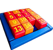 Набор кубиков Пятнашки