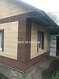 Декоративный гибкий мрамор, 960х480 мм, цвет  Мрамор 3, фото 9