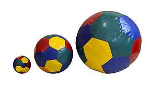 Набор мячей Сенсорных, 3 шт.  TIA-SPORT