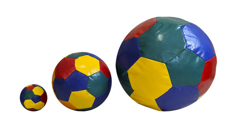 Набір Сенсорних м'ячів, 3 шт., фото 2