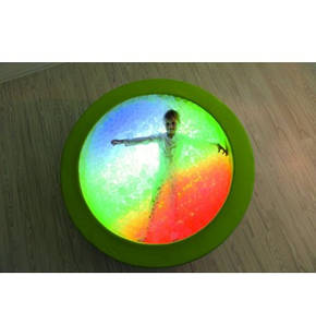 Сухой бассейн с подсветкой круглый 150х40 см TIA-SPORT, фото 2