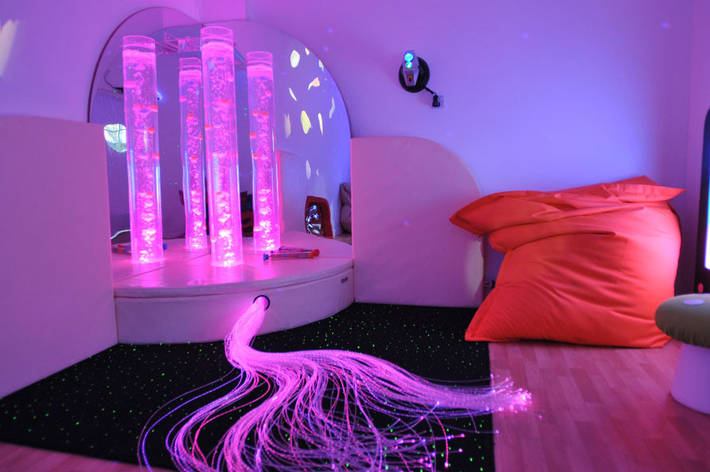 Сенсорная комната Световой дождь, фото 2