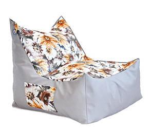 Бескаркасное кресло Вильнюс детское микс, фото 2