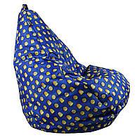 Кресло груша Принт Симпсоны