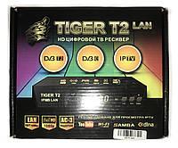 Цифровой ресивер Tiger T2 IPTVLAN  DVB-T2