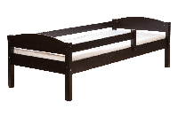 """Кровать детская Микс-Лайн """"Лидия"""" 4105 Венге"""