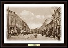 Эко-картина. Місто Житомир