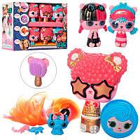 """Игровой набор кукла - Модная прическа """"POP Hair Surprise"""" 9923"""