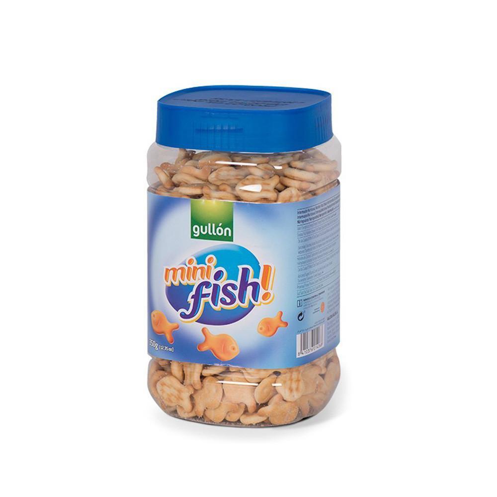 Печиво GULLON крекер Mini Fish, 350г, (12шт)
