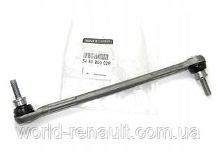 Renault (Original) 546180002R - Стойка(тяга) переднего стабилизатора на Рено Гранд Сценик III