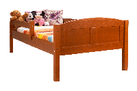 """Кровать детская Микс-Лайн """"Лидия""""4106 Тик, фото 1"""