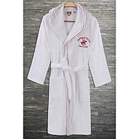 Халат Beverly Hills Polo Club - 355BHP1702 XS/S white белый