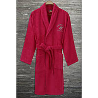 Халат Beverly Hills Polo Club - 355BHP1709 XS/S pink розовый