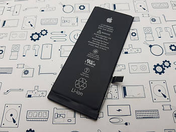 Батарея Apple iPhone 7 Сервисный оригинал с разборки (616-00255) (до 10% износа)