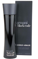 Чоловічий пафрюм Giorgio Armani Black Code (Джорджіо Армані Блек Код) 120 мл