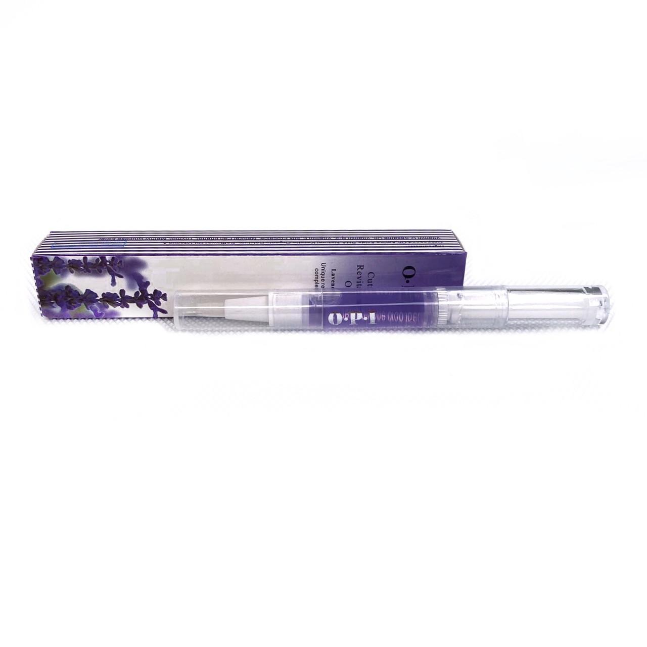 Масло для кутикулы в карандаше OPI  (Lavender oil)