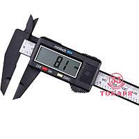 Штангенциркуль электронный (пластик) 0-150 мм
