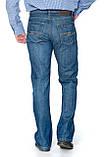 Мужские джинсы Franco Benussi 1207 синие, фото 5