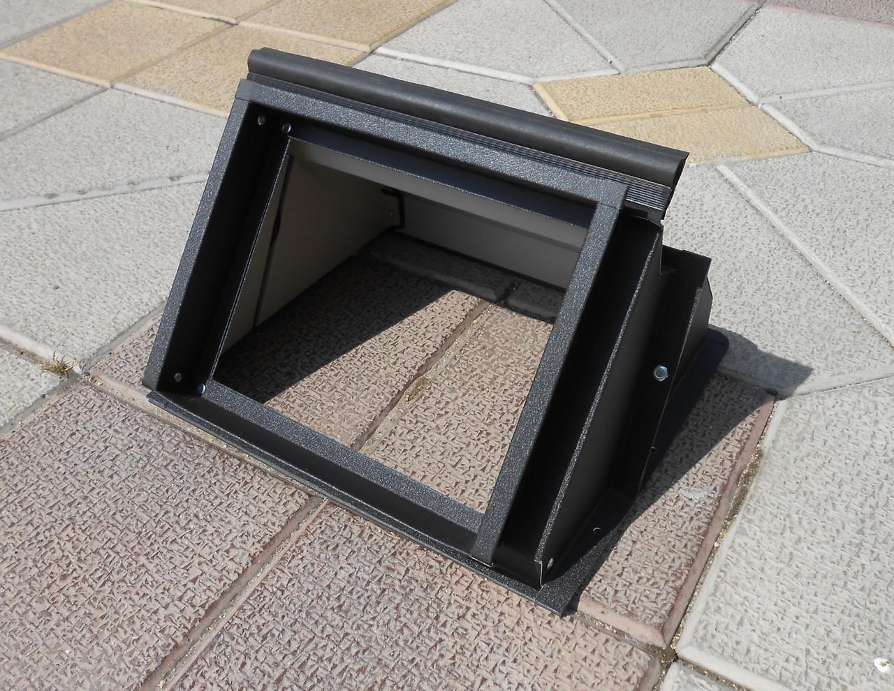 Адаптер салонного фильтра для Ваз 2108, 2109, 21099, 2113, 2114, 2115 с угольным фильтром Zollex
