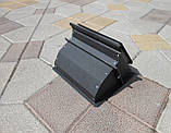 Адаптер салонного фильтра для Ваз 2108, 2109, 21099, 2113, 2114, 2115 с угольным фильтром Zollex, фото 2