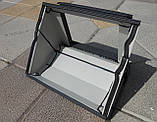 Адаптер салонного фильтра для Ваз 2108, 2109, 21099, 2113, 2114, 2115 с угольным фильтром Zollex, фото 3