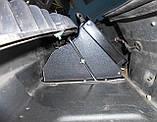 Адаптер салонного фильтра для Ваз 2108, 2109, 21099, 2113, 2114, 2115 с угольным фильтром Zollex, фото 4