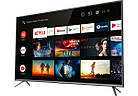 Телевизор TCL 55EP640 (Smart TV / Android / Ultra HD / 4К / PPI 1200 / Wi-Fi / DVB-C/T/S/T2/S2), фото 3