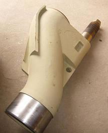 S-Клапаны (шиберы), валы, рычаги (маятники) для бетононасосов