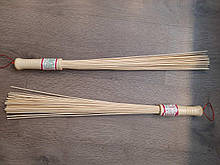 Масажний віник бамбуковий