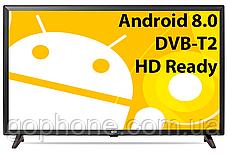 "Телевизор LG 32"" Smart TV Android 8.0/WiFi/HD Ready/DVB-T2/, фото 2"