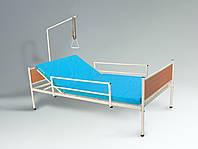 Медицинская функциональная двухсекционнная кровать для лежачих больных