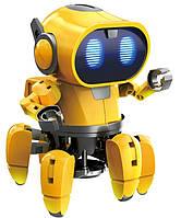 Интерактивный робот конструктор Ваш очаровательный умный друг Тобби