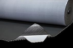 Спінений синтетичний каучук з липким шаром, товщ.8мм, шир.1000мм