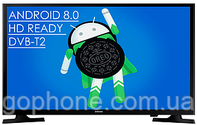 "Телевізор Samsung 32"" Smart TV Android 8.0/WiFi/HD Ready/DVB-T2/"