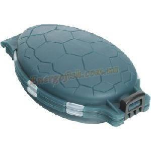 Коробка ЕТ для крючков черепашка 12 отсеков HS-004, фото 2