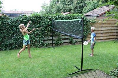 Сетки на стойках для волейбола, тенниса, бадминтона