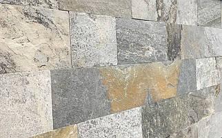 Натуральный сланец для фасада  Wall Tiles Oros