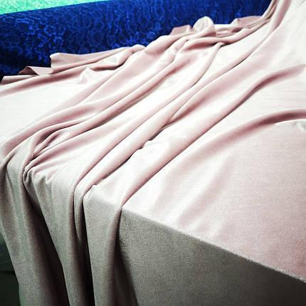 Ткань бархат стрейч фрез, фото 2