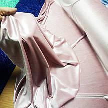 Ткань бархат стрейч фрез, фото 3